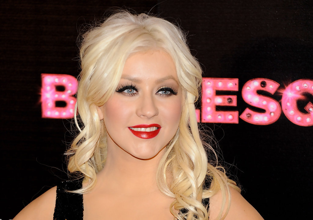 Christina Aguilera False Eyelashes Christina Aguilera