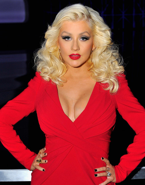 Christina Aguilera Beauty