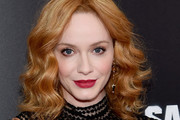 Christina Hendricks Medium Curls