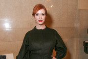 Christina Hendricks Quilted Clutch