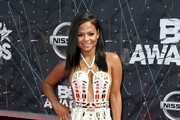 Christina Milian Halter Top