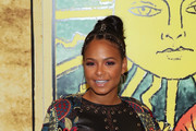 Christina Milian Hard Case Clutch