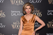 Christine Baranski Cocktail Dress