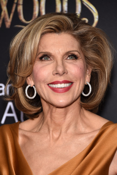 Christine Baranski Hair