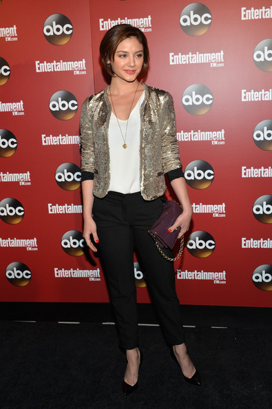 Christine Evangelista Sequined Jacket