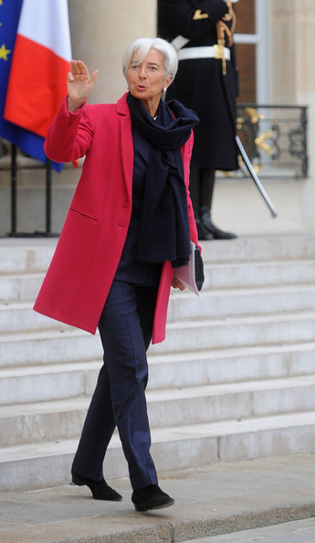 Christine Lagarde Blazer