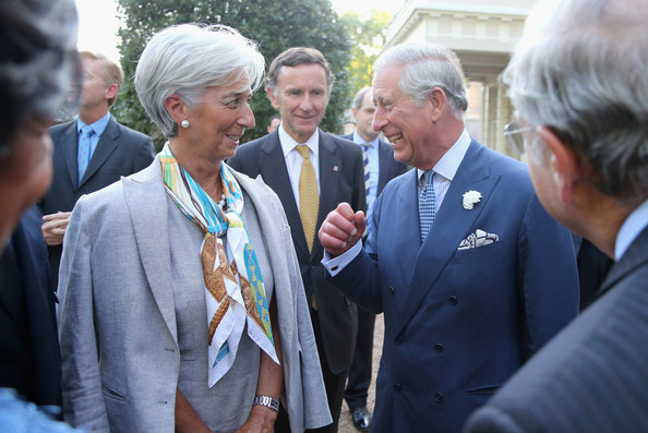 Christine Lagarde Accessories