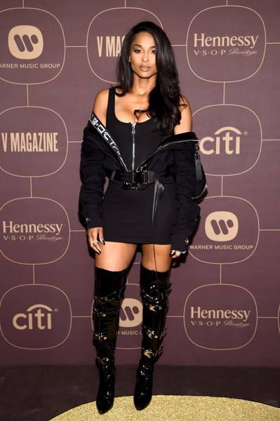Ciara Over the Knee Boots