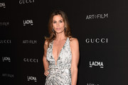 Cindy Crawford Beaded Dress