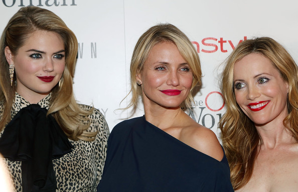 Leslie Mann lipstick in the other woman