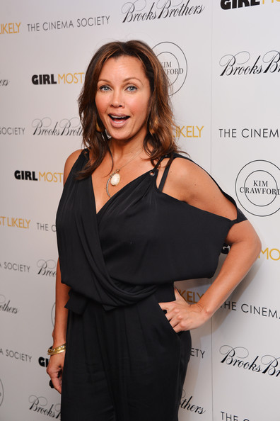 More Pics of Vanessa Williams Jumpsuit (1 of 5) - Vanessa Williams Lookbook - StyleBistro