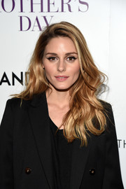 Olivia Palermo topped off her look with a gorgeous wavy hairstyle when she attended the screening of 'Mother's Day.'