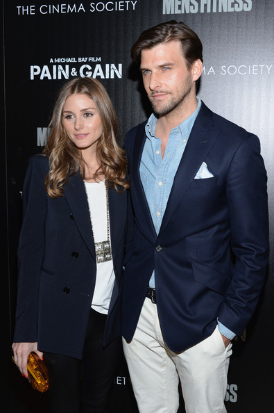 More Pics of Olivia Palermo Blazer (5 of 5) - Olivia Palermo Lookbook - StyleBistro
