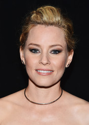 Elizabeth Banks sported an edgy pompadour at the CinemaCon gala opening.