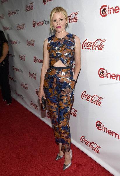 Elizabeth Banks at The CinemaCon Big Screen Achievement Awards