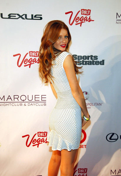 SI Swimsuit On Location Hosted By Marquee Nightclub At The Cosmopolitan, Las Vegas
