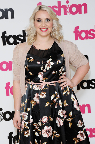 More Pics of Claire Richards Medium Curls (6 of 15) - Claire Richards Lookbook - StyleBistro