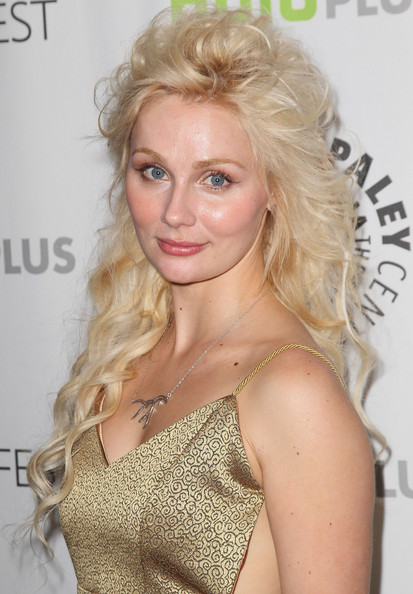 Clare Bowen Long Curls