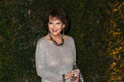 Claudia Cardinale Embellished Top