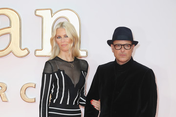 Claudia Schiffer Matthew Vaughn 'Kingsman: The Golden Circle' World Premiere - Red Carpet Arrivals