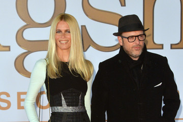 Claudia Schiffer Matthew Vaughn 'Kingsman: The Secret Service' Premiere