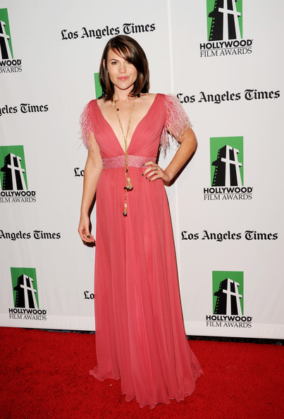 Clea DuVall Evening Dress
