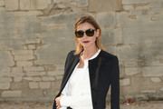 Clotilde Courau Chain Strap Bag