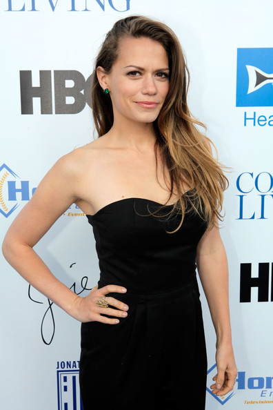 More Pics of Bethany Joy Lenz-Galeotti Jumpsuit (2 of 6) - Jumpsuit Lookbook - StyleBistro