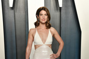 Cobie Smulders Cutout Dress