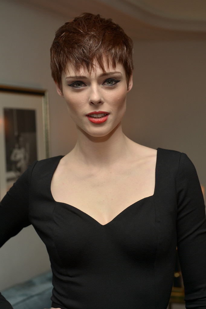 edgy haircuts coco rocha pixie hairstyles lookbook stylebistro 5555
