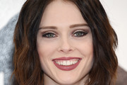 Coco Rocha Short Wavy Cut