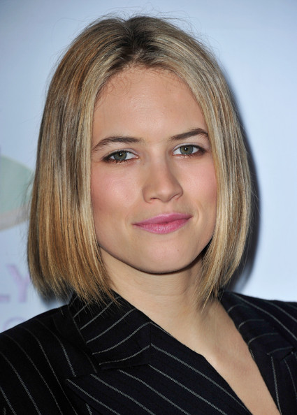 Cody Horn Bob [hair,face,blond,hairstyle,eyebrow,chin,layered hair,lip,beauty,forehead,l.a. family housing awards,book bindery,culver city,california,cody horn]