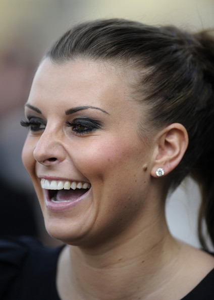 Coleen Rooney Diamond Studs