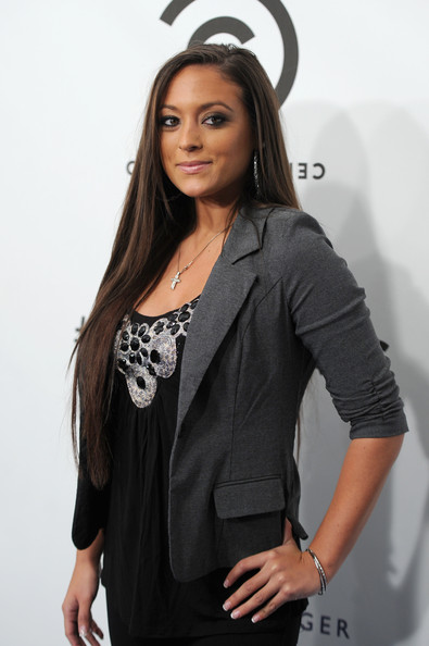 More Pics of Sammi Giancola Long Side Part (1 of 9) - Sammi Giancola Lookbook - StyleBistro [night of too many stars: america comes together for autism programs,clothing,white,blazer,outerwear,beauty,suit,fashion,hairstyle,formal wear,jacket,sammi ``sweetheart giancola,red carpet,stars,autism programs,america,the beacon theatre,new york city,comedy central]
