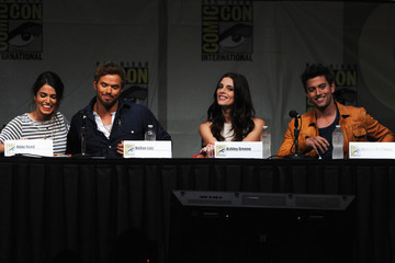 "Kellan Lutz Ashley Greene Comic-Con International 2012 - ""The Twilight Saga: Breaking Dawn - Part 2"" Panel"
