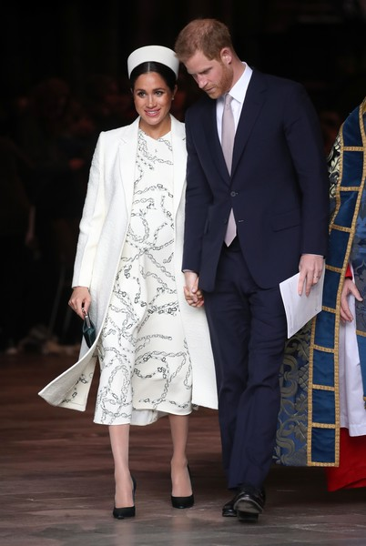 Look of the Day: March 11th, Meghan Markle