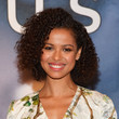Gugu Mbatha-Raw's Curled Out Bob