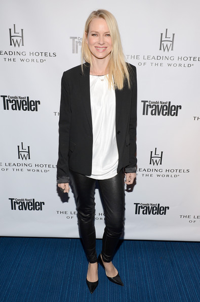 More Pics of Naomi Watts Blazer (5 of 8) - Naomi Watts Lookbook - StyleBistro