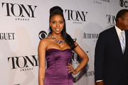 Condola Rashad Mermaid Gown