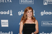 Connie Britton Platform Sandals
