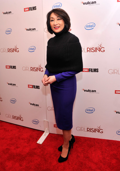 Connie Chung Cocktail Dress