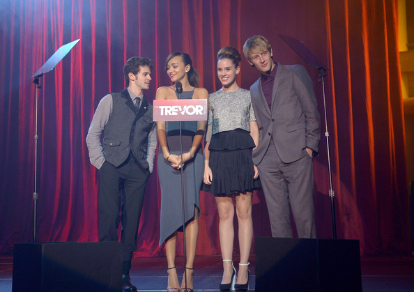 """""""Trevor Live"""" Honoring Katy Perry And Audi Of America For The Trevor Project - Show"""