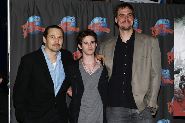 """""""Stake Land"""" Cast Visits Planet Hollywood Times Square"""