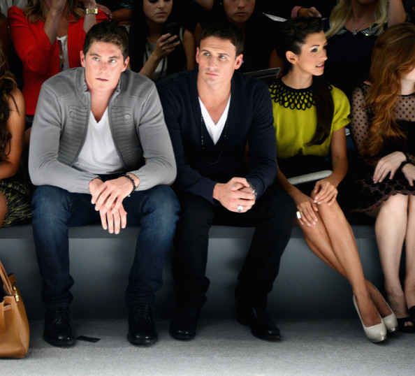 Milly By Michelle Smith - Front Row - Spring 2013 Mercedes-Benz Fashion Week