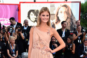 Constance Jablonski Evening Dress