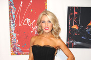 Gretchen Rossi Wears a Corset Top