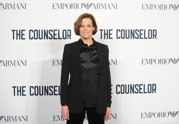 More Pics of Sigourney Weaver B.o.B (1 of 9) - Short Hairstyles Lookbook - StyleBistro