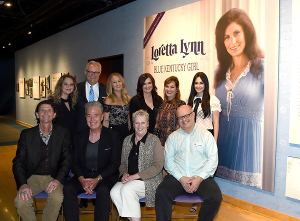 More Pics of Kacey Musgraves Sheer Top (1 of 18) - Kacey Musgraves Lookbook - StyleBistro [blue kentucky girl,social group,event,youth,team,community,tourism,country music hall of fame and museum celebrates new exhibition loretta lynn,peggy lynn,patsy lynn russell,brandy clark,back row,front row,l-r,country music hall of fame and museum,exhibition]