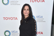 Courteney Cox Long Skirt