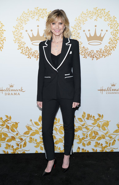 Courtney Thorne-Smith Pantsuit